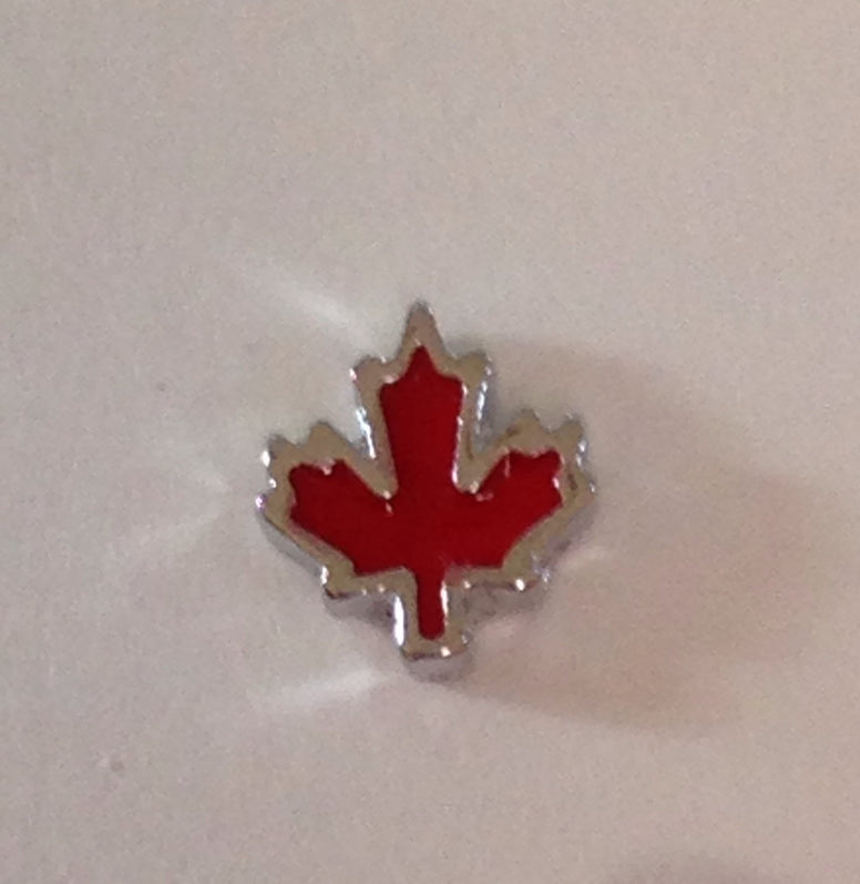 Leaf Charm - Stoney Creek Charms