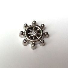 Ship wheel - Stoney Creek Charms - 1
