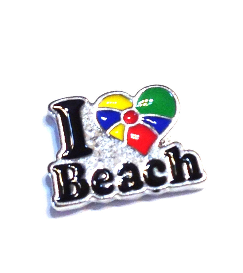 I Love The Beach - Stoney Creek Charms