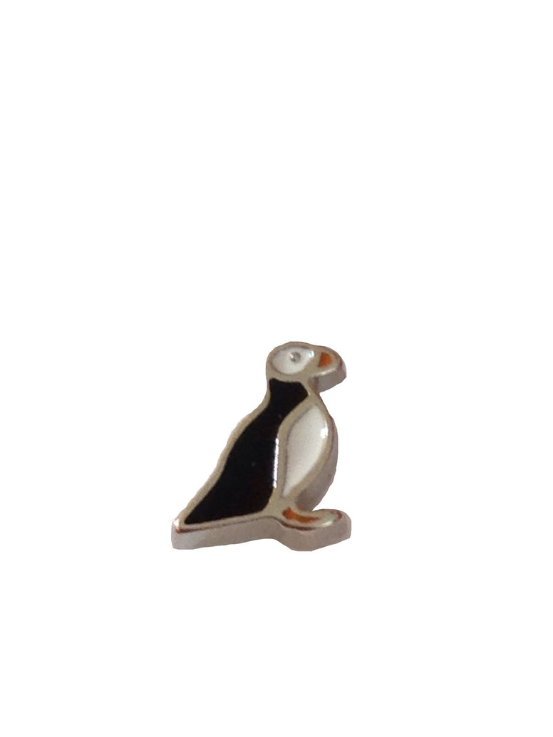 Puffin Floating Charm - Stoney Creek Charms