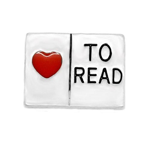 Love to read - Stoney Creek Charms