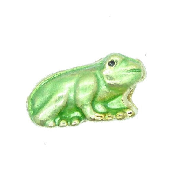 Frog Floating Charm - Stoney Creek Charms