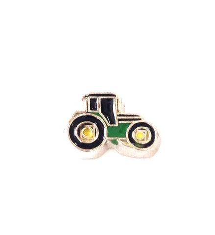 Green Tractor - Stoney Creek Charms