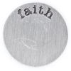 Faith Plate - Stoney Creek Charms