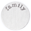 Family Plate - Stoney Creek Charms
