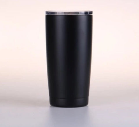 Coffee Tumbler 20oz Custom Engraved