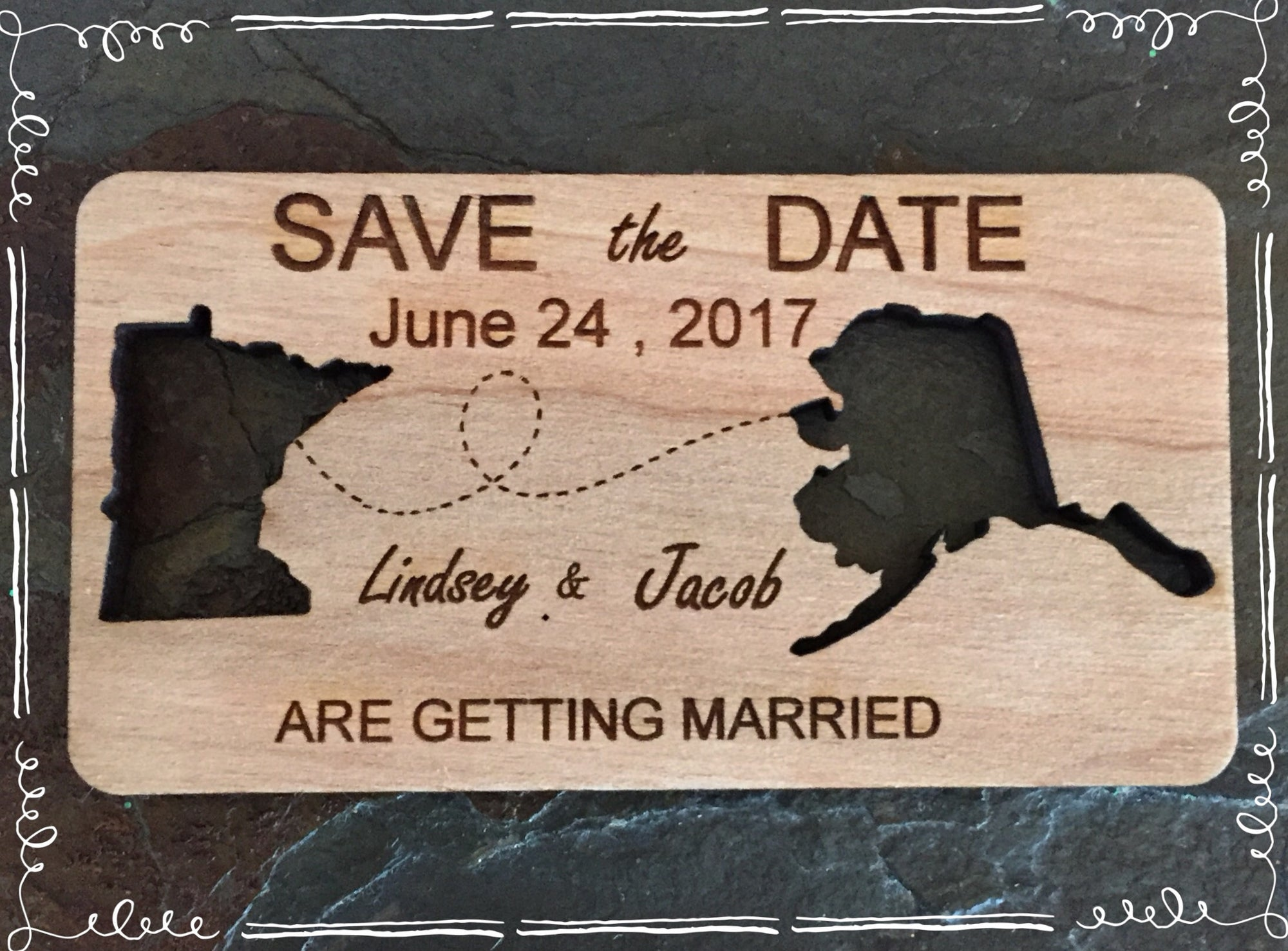 Save the Date Wedding Invites