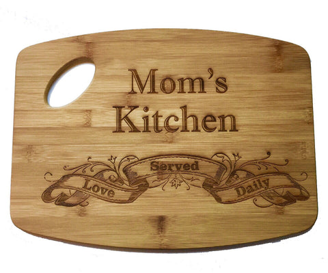 Cutting Boards for Personalization