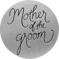 Mother of the Groom Locket Plate