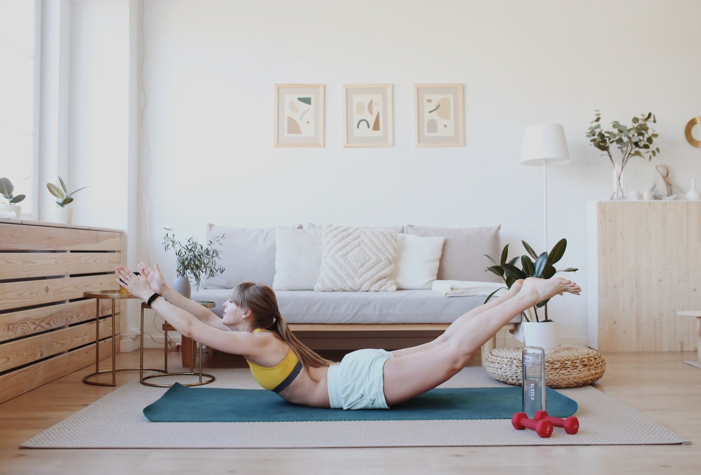 At-Home Workouts Guidance During COVID-19