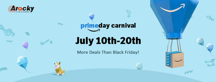 Aracky Prime Day Giveaways