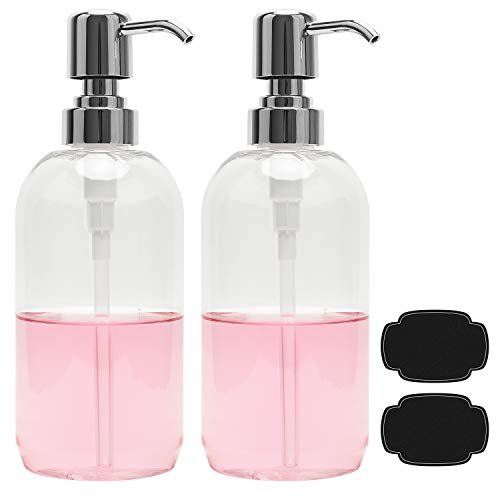 ULG Hand Soap Dispensers 16oz 2 Pack