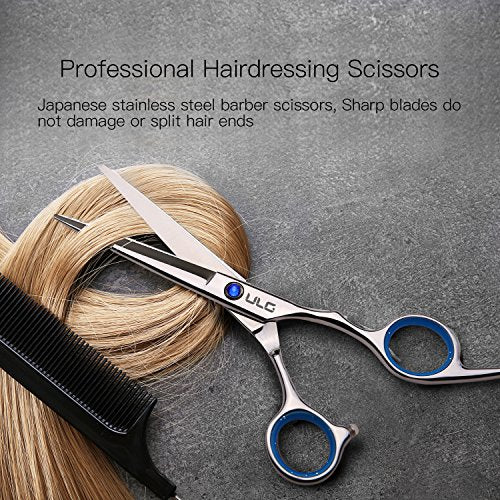 ULG Hair Cutting Scissors Shears Professional Barber