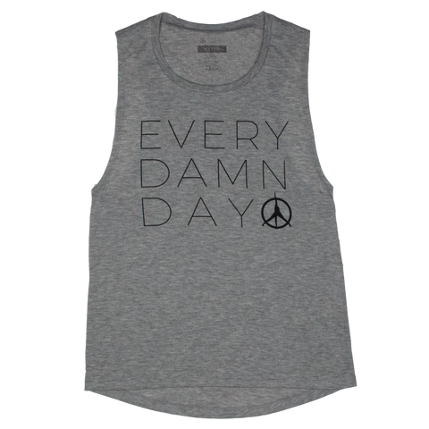 Every Damn Day Muscle Tank