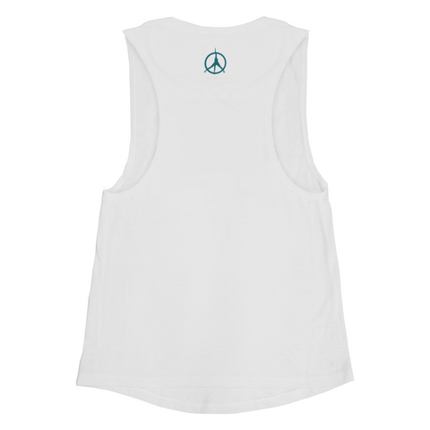 Special Edition Wanderlust Muscle Tank