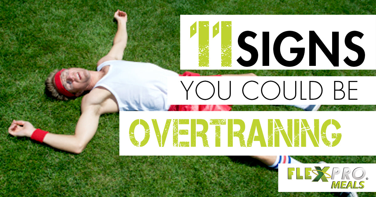 FlexPro Blog- Are you overtraining?