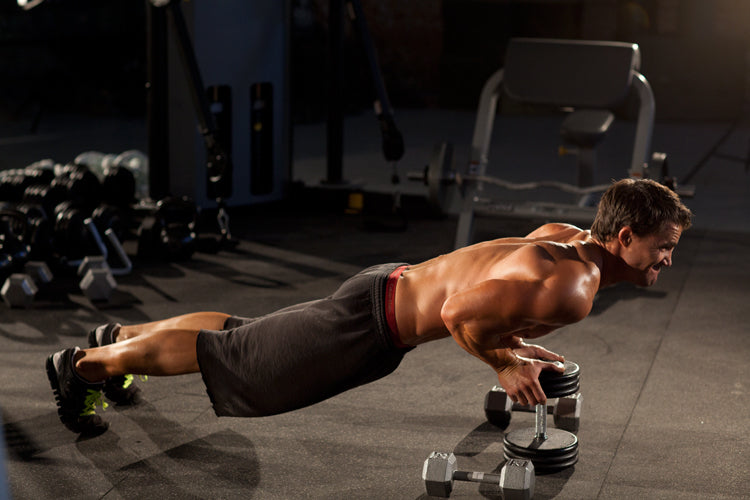 Tricep Push-up