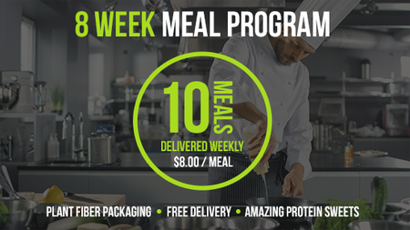 Deliver 10 Meals - 8 Week Program
