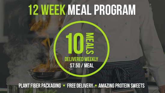 Deliver 10 Meals - 3 Month Program