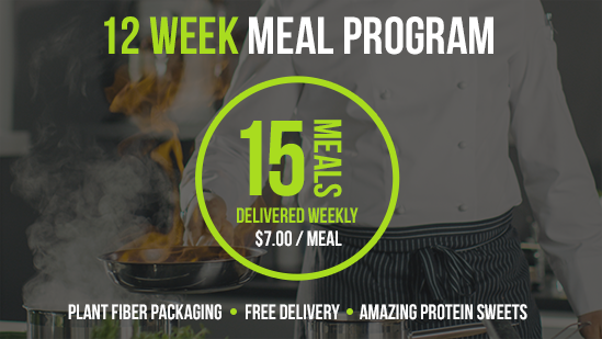 Deliver 15 Meals - 3 Month Program