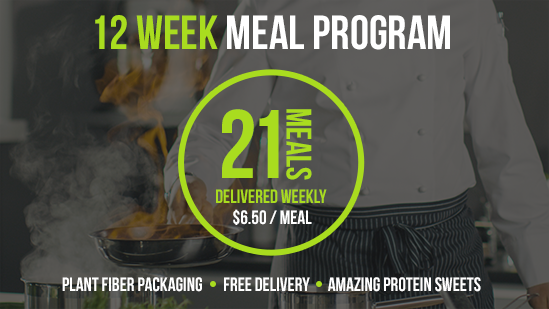 Deliver 21 Meals - 12 Week Program
