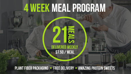 Deliver 21 Meals - 4 Week Program