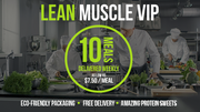 - Commit & Save! - Lean Muscle