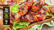 F. Cabo Chicken (reg)