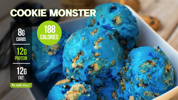 Cookie Monster (5x)