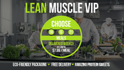 Commit & Save! - Lean Muscle