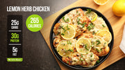 R. Lemon Herb Chicken (reg)