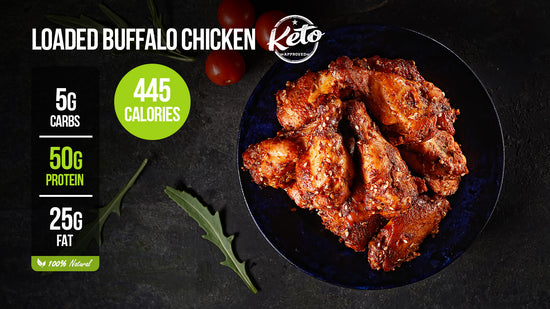 Q1. Loaded Buffalo Chicken (LG)