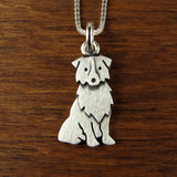 Australian Shepherd pendant / necklace