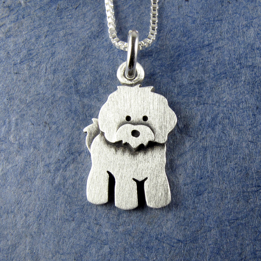 Bichon Frisé pendant / necklace