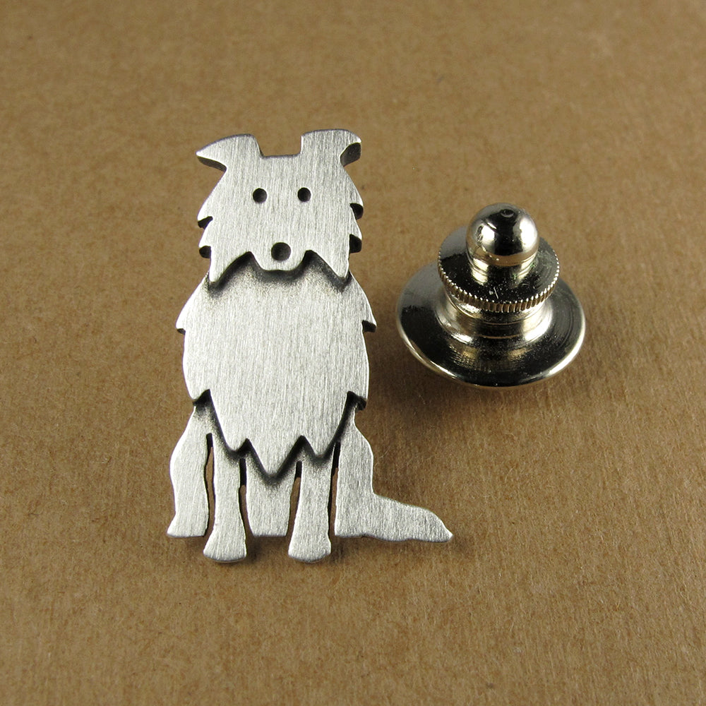 Collie / Sheltie pin