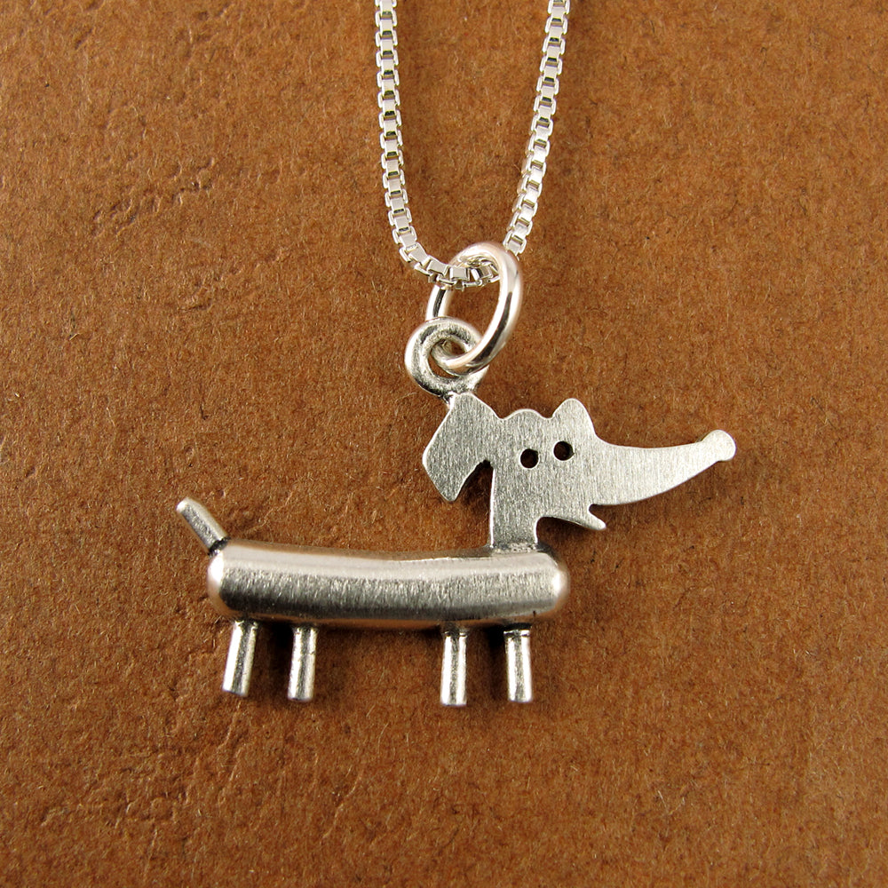 Dachshund pendant / necklace