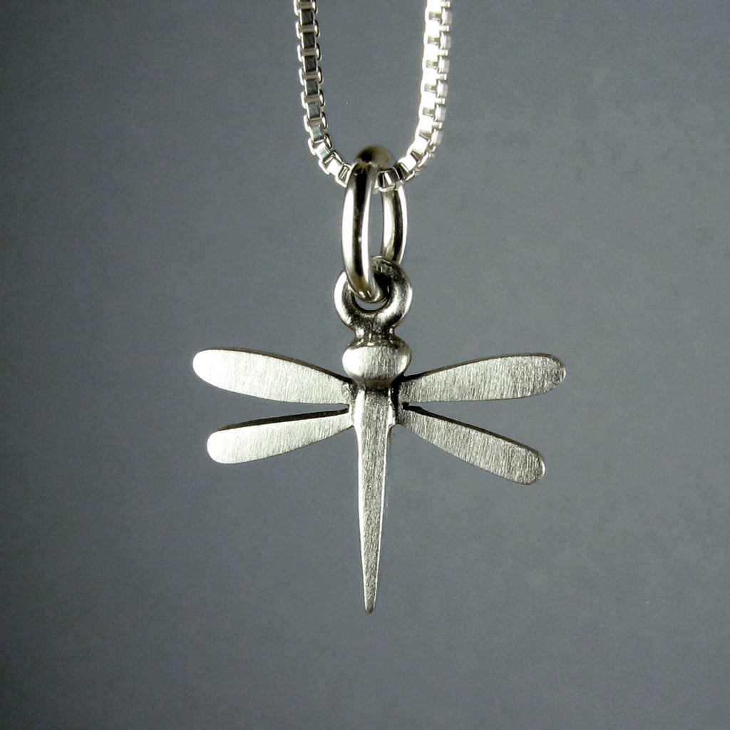 Dragonfly pendant / necklace