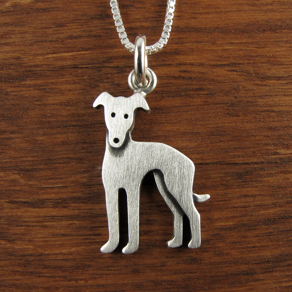 Greyhound pendant / necklace