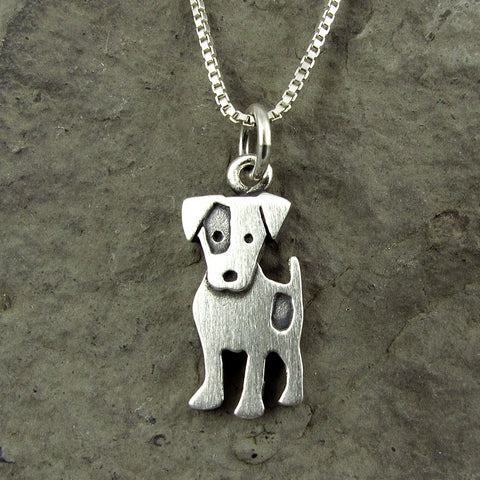 Jack Russell terrier pendant / necklace