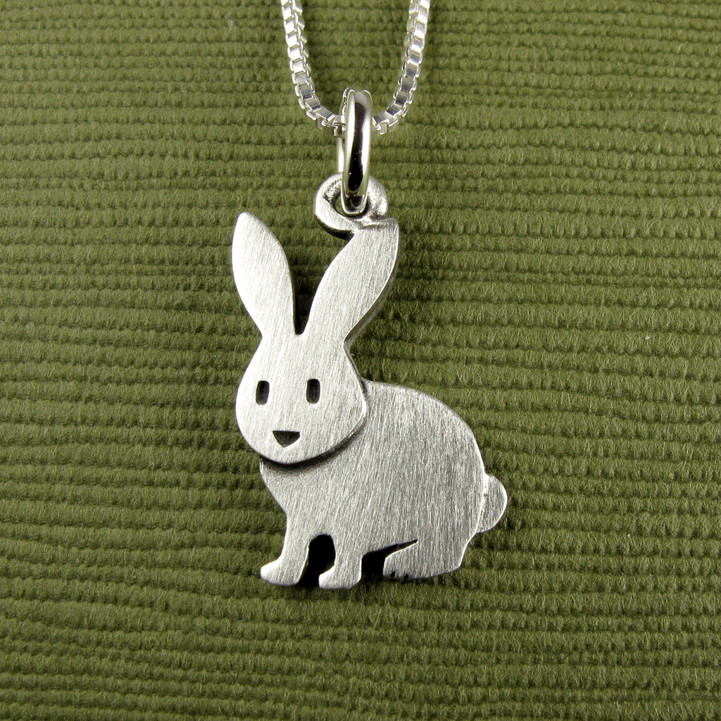 Rabbit pendant / necklace