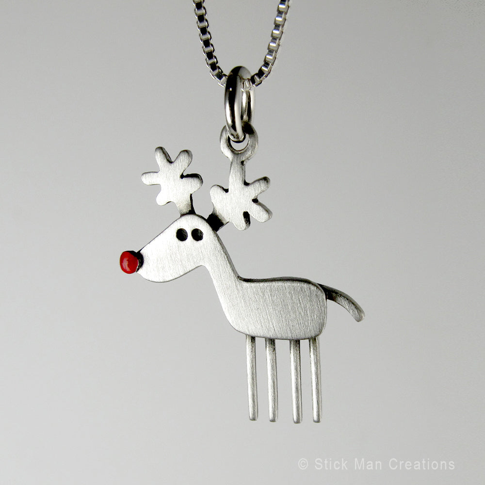 Rudolph pendant / necklace