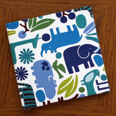 12 Wishes for Baby Journal: Zoo