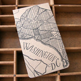Washington DC Letterpress Notepad
