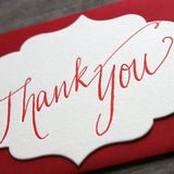 Red Hand-Drawn Thank You (6)