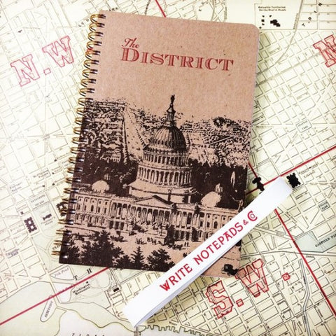 Washington D.C. Special Edition Notebook