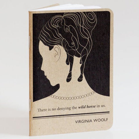 Virginia Woolf Jotter
