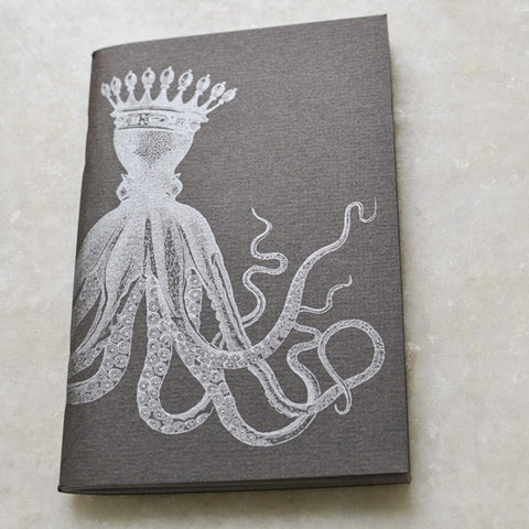 Royal Octopus: Pocket Journal