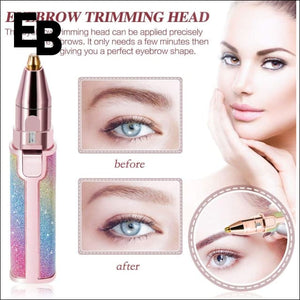EasyBeli™ 2 in 1 Eyebrow & Hair Removal (Pre Order)