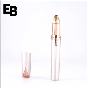 Eyebrow Trimmer - Rose Gold