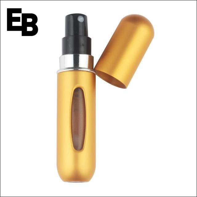 Portable Perfume Atomizer BUY 2 FREE 1 - YELLOW